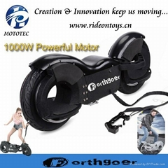 Yongkang Mototec New Invention Wheelman Scooter 36v1000w