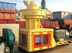 New Type Wood Pellet Machine