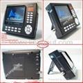 Easily adjust TV antenna signal kpt958h digital satfinder signal meter with led  1