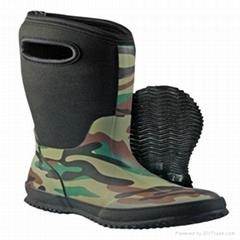 Boy's neoprene boots rai