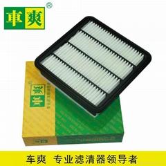 三菱东南君阁1.5空气滤清器