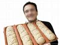 硅膠玻纖麵包模 2