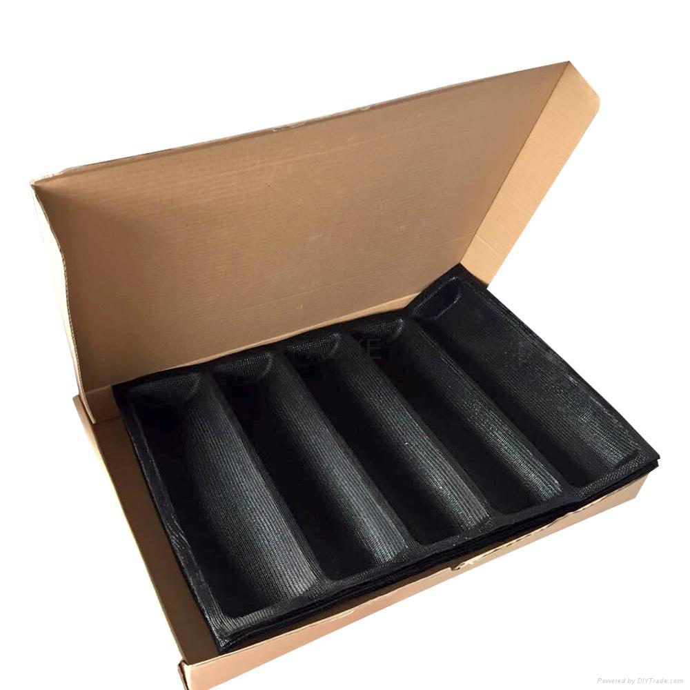 硅膠玻纖麵包模 4