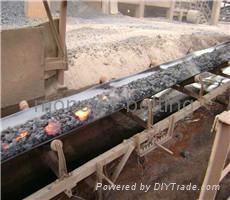 Mining Coal Industry Multy-ply Rubber EP conveyor belt