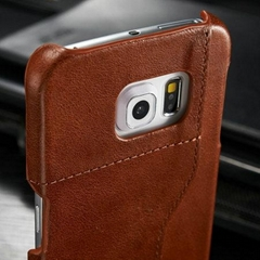 iCase Back cover case for samsung galaxy s6 edge