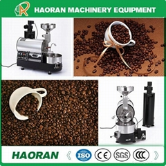 10kg gas stainless steel high quality low price coffee roaster