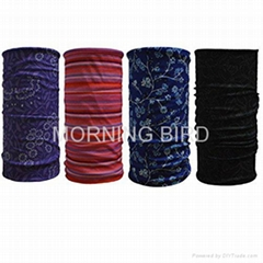 Popular multifunction seamless tube bandana wholesale