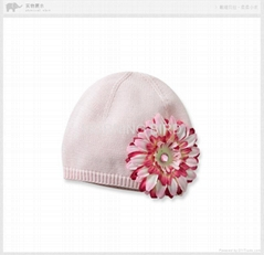 Wholesale Acrylic beanie Knitted hat