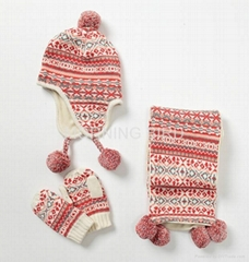 free knitted hat beanie pattern