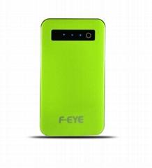 F-EYE 5200mAh Carriable Power Bank with LCD display