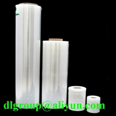 LLDPE stretch film jumbo roll and customize roll
