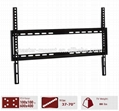 Ultra slim fixed LCD TV wall mount bracket for Plasma flat screen from 37 ~70 in 1