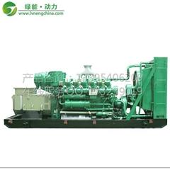 发生炉煤气发电机组