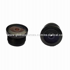 "1.8mm 1/5""  FOV 170 degree lens"