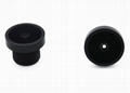 """3mm/1/2.9"""" 150-degree Wide Angle Lens"""
