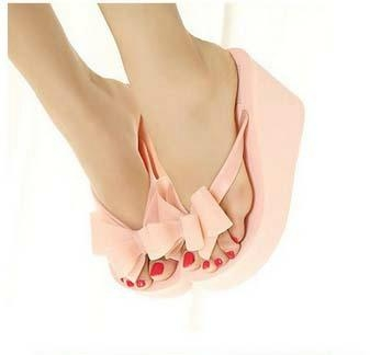 2015 new design womens flip flop 6