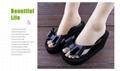 2015 new design womens flip flop 4