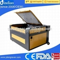 Hot sales Acrylic co2 laser cutting machine