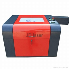 small laser etching engraving machine JD3050