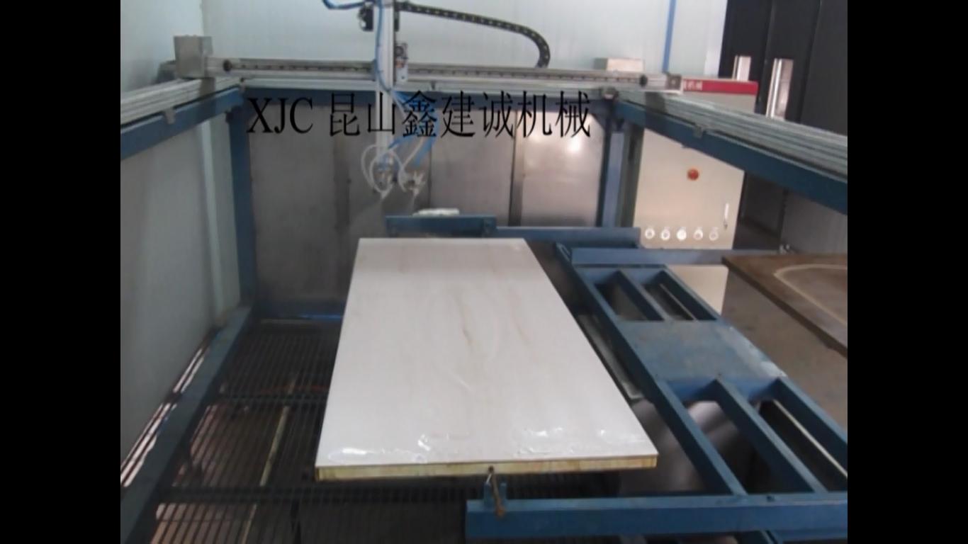 自動噴漆機設備 1