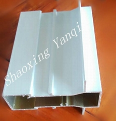 Aluminum Profile for window and door with white color