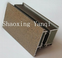 Aluminum Profiles for Window&Door with fluorocarbon Coating finish
