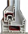 88 Series U-PVC Window & Door Profile/ PVC Laminating Profile 4