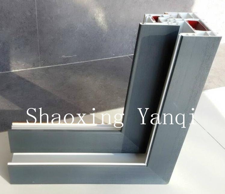 88 Series U-PVC Window & Door Profile/ PVC Laminating Profile 2