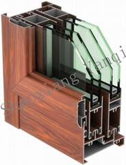 Aluminum Profile for Sliding Window and Door