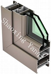 Aluminum Profile for Casement Window&Door