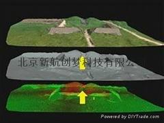 北京激光三維掃描服務