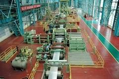 鑫銮工贸-热镀锌生产线搭建