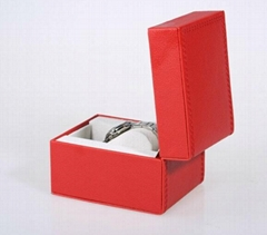 mens leather watch box Watch Case THC-006