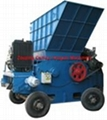 Durable Mobile Stump Grinder Crusher For