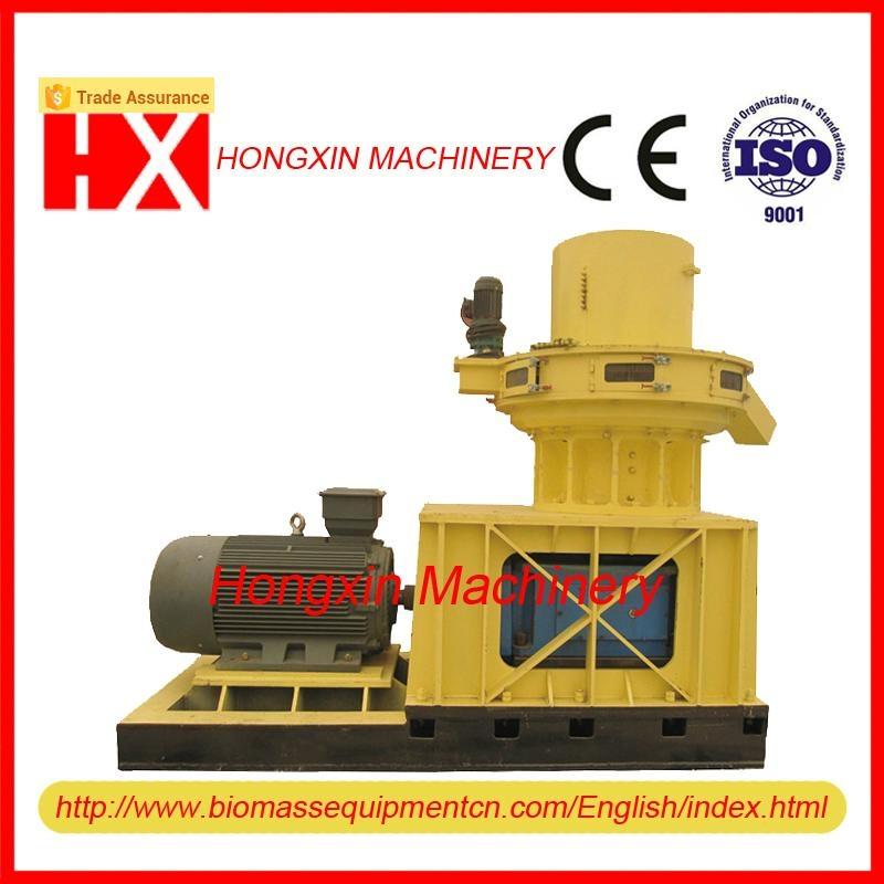 Vertical Ring Die Biomass Pellet Machine wood pellet machine pellet making machi
