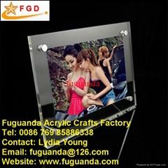 Fuguanda acrylic photo frame