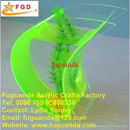 Fuguanda acrylic fish tank case 1