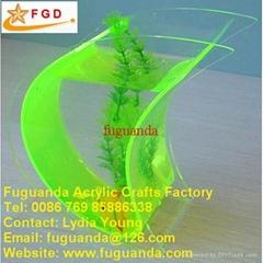 Fuguanda acrylic fish tank case