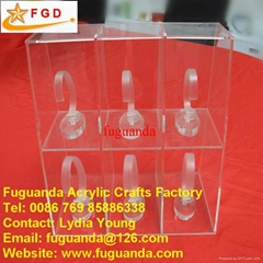 Fuguanda acrylic display rack stand