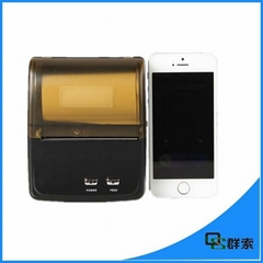Factory Out-Let Wholesale 80mm Bluetooth Thermal Mobile Printer