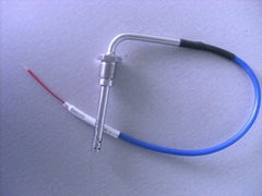 PT200 Probe for Temperature measuring of vehicle exhaust pipe