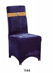 Luxury wedding party chair cloth in