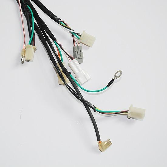 wire harness wiring for yamaha 50py pw50 dirt bike - pw50 ... yamaha dirt bike wiring