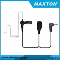 two way radio earphone for Yaesu FT-10R VX-417 walkie talkie