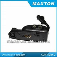 Maxton good quality 2 way radio adapter