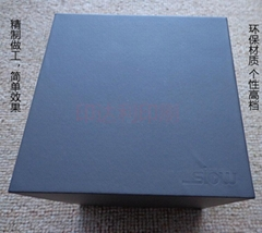 高檔藍牙耳機包裝盒設計生產廠家