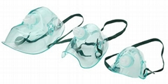 Adult/Pediatric Disposable Oxygen Mask