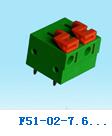低价批发东莞恒翊WELINK接线端子台F5