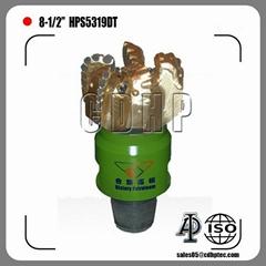 """CDHP PDC Bit 8 1/2"""" S223 HPS5319DT PDC Drill Bits"""