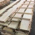 欧洲白蜡木毛边板材